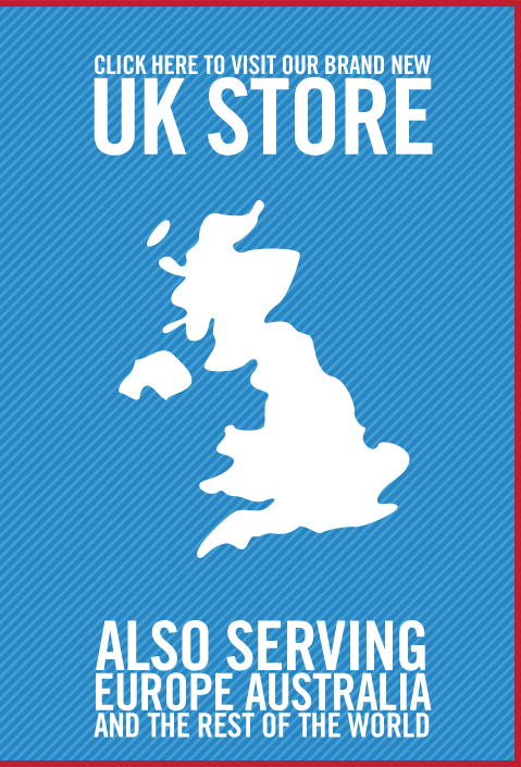 Our UK Store is open now.