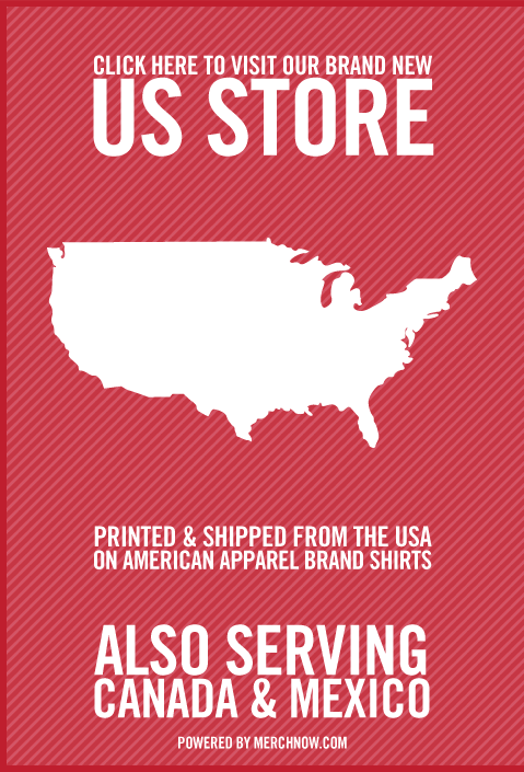 Our US Store is open now.